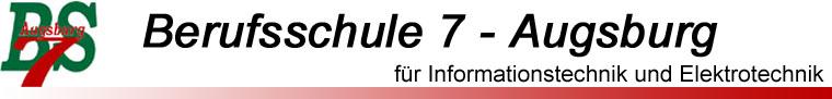 Berufsschule7-Augsburg - Informations/Elektrotechnik