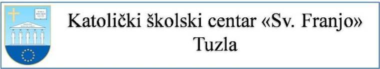 """Katolički Školski Centar """"Sv. Franjo"""" Tuzla - Information & Technology Support"""