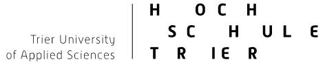 Hochschule Trier - Trier University of Applied Sciences
