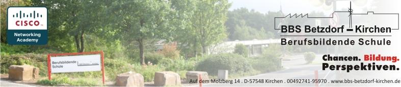 Berufsbildende Schule Betzdorf Kirchen - Information Technology