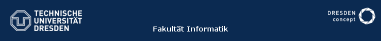Technische Universität Dresden - Informatik