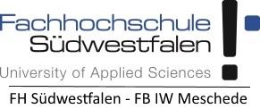 FH Südwestfalen - Fachbereich IW Meschede