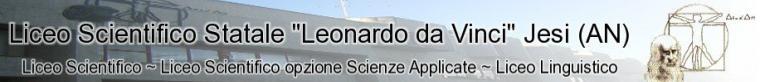"""Liceo Scientifico Statale """"Leonardo Da Vinci"""" - Matematica, Fisica e Informatica"""