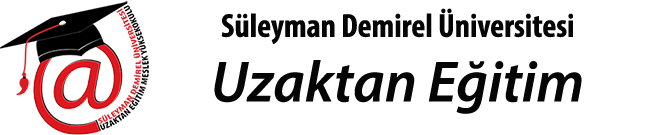 Suleyman Demirel University - Distance Learning