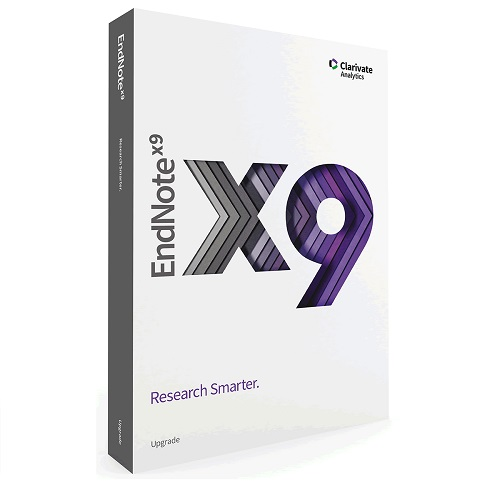 EndNote X9 Multiplatform (Upgrade) - All Academic Users