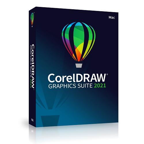 CorelDRAW Graphics Suite 2021 Education Edition for Mac