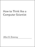 CreateSpace Independent Publishing Platform - How to Think Like a Computer Scientist: Think Java - Small product image