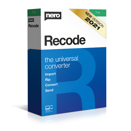 Nero Recode 2020