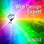Total Training Web Design Expert - Kleine Produktabbildung