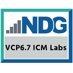 VCP6.7-ICM Labs - Small product image