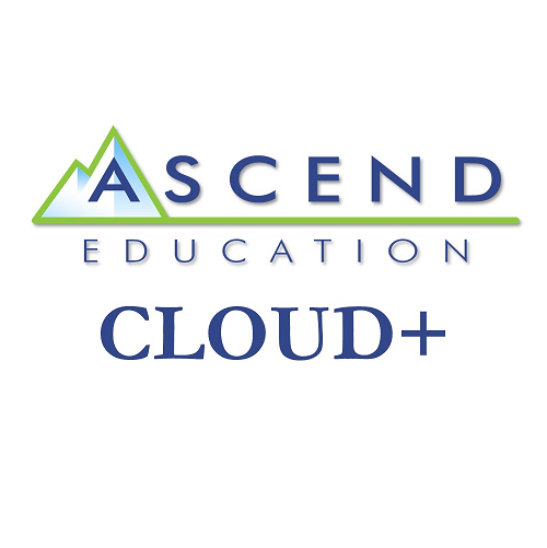 Ascend Training Series: Cloud+ (CV0-002) (English) - (12-Mo Subscription)