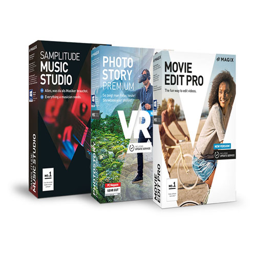 MAGIX Studio Suite