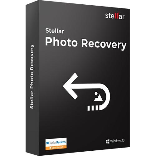 Stellar Photo Recovery - 1 Year License for Windows