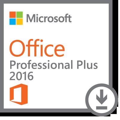 Office Professional Plus 2016 32/64-bit (English) (Campus Agreement)