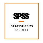 IBM® SPSS® Statistics 25 Faculty Pack - Kleine Produktabbildung