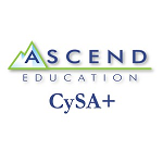 Ascend Training Series: CySA+ - Small product image