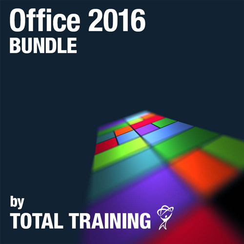 Total Training for Microsoft Office 2016 (6-Month Subscription)