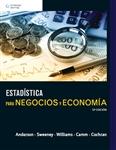 Estadísticas Para Negocios Y Economía, Twelfth Edition - Imagen del producto pequeña