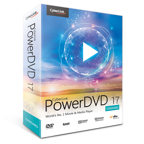 CyberLink PowerDVD 17 Standard