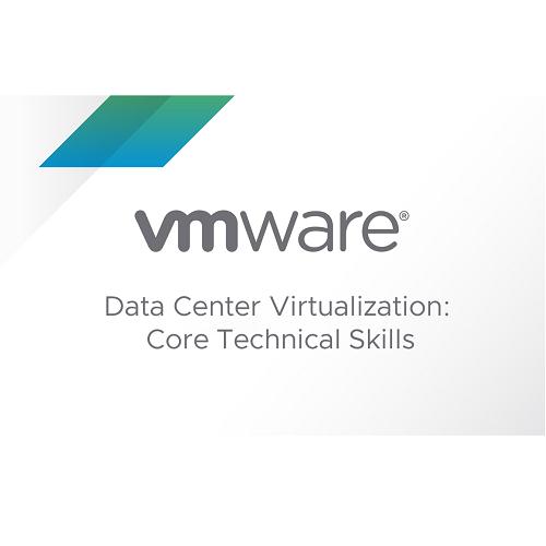 VMware Data Center Virtualization: Core Technical Skills