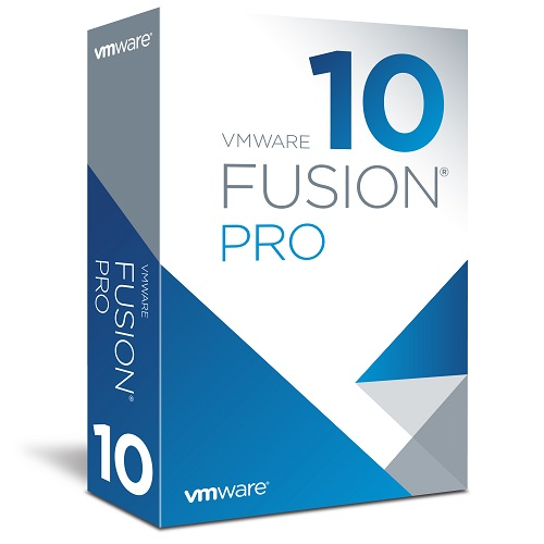 VMware Fusion 10.x Pro (for Intel-based Macs)
