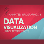 Total Training Animated Infographics & Data Visualization Using After Effects - Small product image