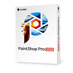 Corel PaintShop Pro 2020 (Perpetual) - Small product image