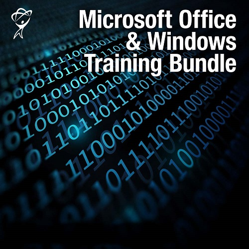 Total Training Microsoft Office & Windows Training (12-Month Subscription)