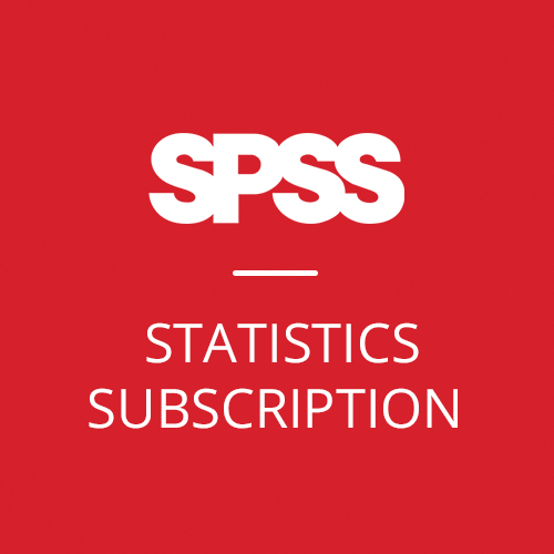 IBM® SPSS® Statistics Subscription (4-Mo Rental)