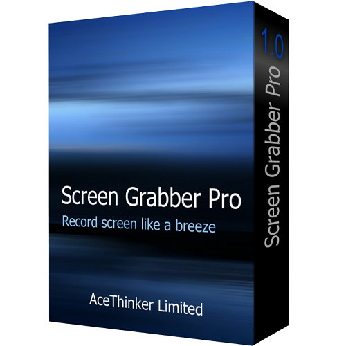 AceThinker Screen Grabber Pro for Windows (Multilanguage)
