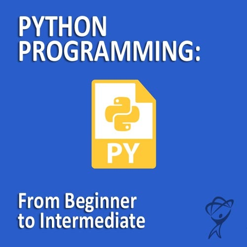 Python Programming: From Beginner to Intermediate (12-Month Subscription)