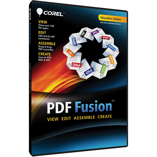 Corel PDF Fusion (English)