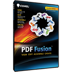 Corel PDF Fusion Subscription-Free - Small product image