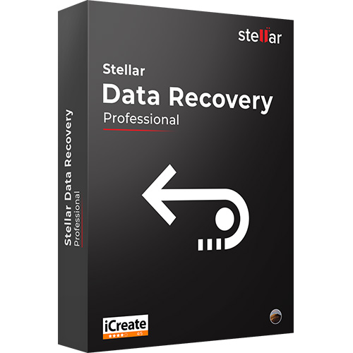 Stellar Data Recovery Professional - 1 Year License for Mac