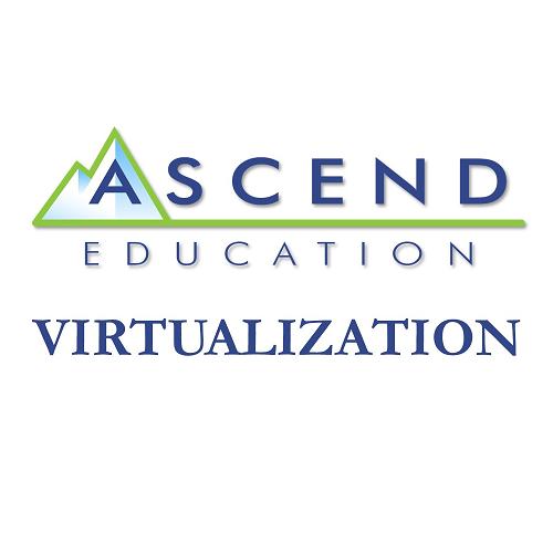Ascend Training Series: Virtualization (English)  - (12-Mo Subscription)