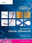 Matemáticas V: Cálculo Diferencial. Con Enfoque en Competencias, 1a edición - Imagen del producto pequeña
