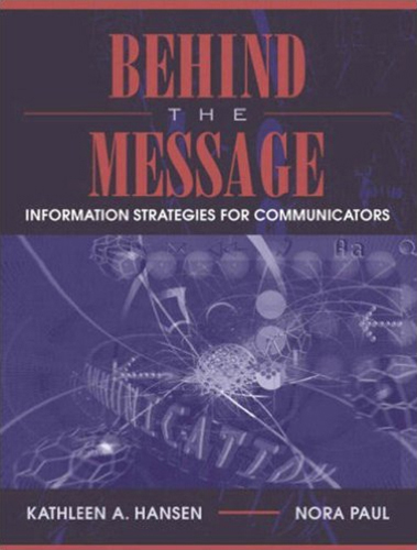 Allyn & Bacon - Information Strategies for Communicators, 1st Edition