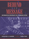 Allyn & Bacon - Information Strategies for Communicators, 1st Edition - Small product image