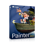 Corel Painter 2022 (Perpetual) - Small product image