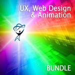 Total Training UX, Web Design & Animation Bundle - Imagem pequena do produto