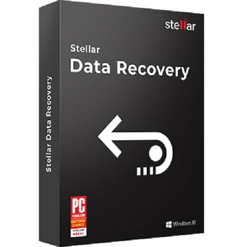 Stellar Data Recovery Standard - 1 Year License for Windows