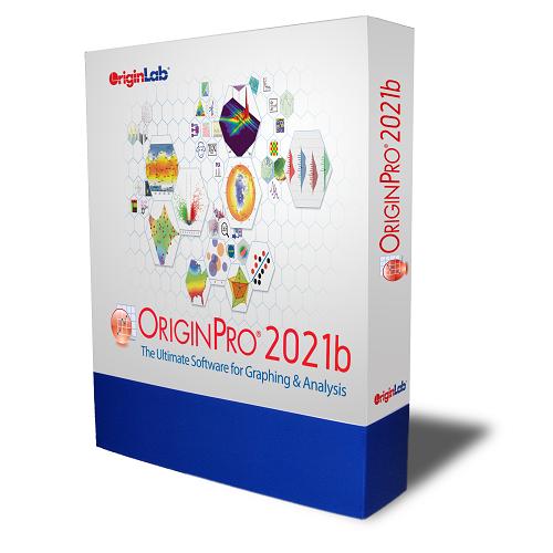 OriginPro 2021b - 6 Month License