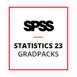 IBM® SPSS® Statistics 23 Grad Pack - Small product image
