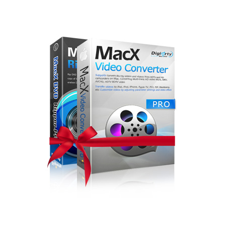 MacX DVD Video Converter Pro Pack