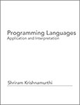 OER Books - Programming Languages: Application and Interpretation - Small product image