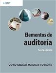 Elementos de Auditoría, 6a edición - Imagen del producto pequeña