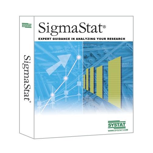SigmaStat v4.0 - Academic License