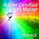 Total Training Adobe Certified Web Master Package - Kleine Produktabbildung