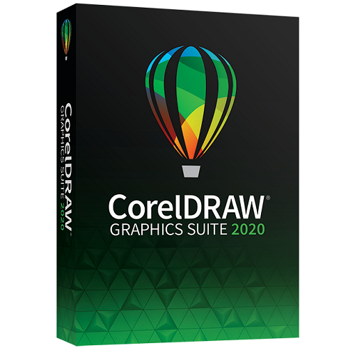 CorelDRAW Graphics Suite 2020 Education Edition for Windows