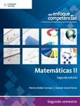 Matemáticas II: Con Enfoque en Competencias, 2a edición - Imagen del producto pequeña